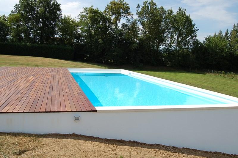 Piscine fuori terra in eps novit piscine amovibili - Piscine seminterrate economiche ...